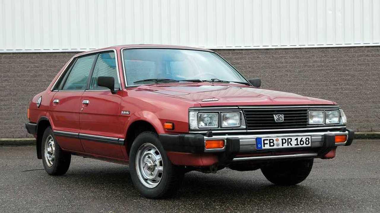 Der Subaru 1800 kam 1981 auf den deutschen Markt
