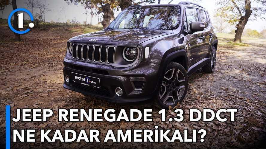 2020 Jeep Renegade 1.3 DDCT Limited | Neden Almalı?