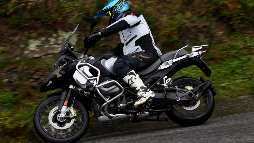 BMW R 1250 GS Adventure - TEST