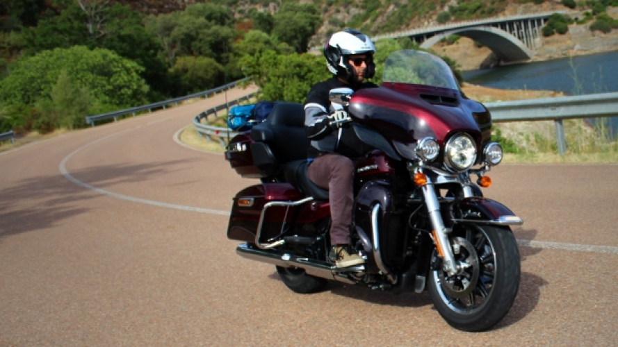 Harley-Davidson Electra Glide Ultra Limited 2016 - TEST