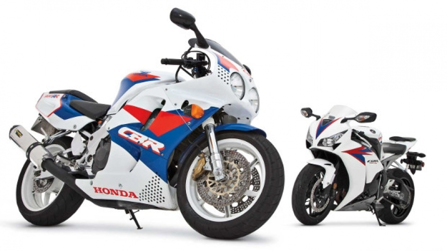 Honda CBR Fireblade: la superbike anticonformista