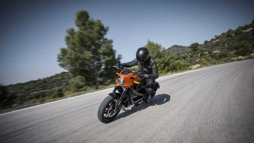 Harley-Davidson LiveWire, l'elettrica in azione [VIDEO]