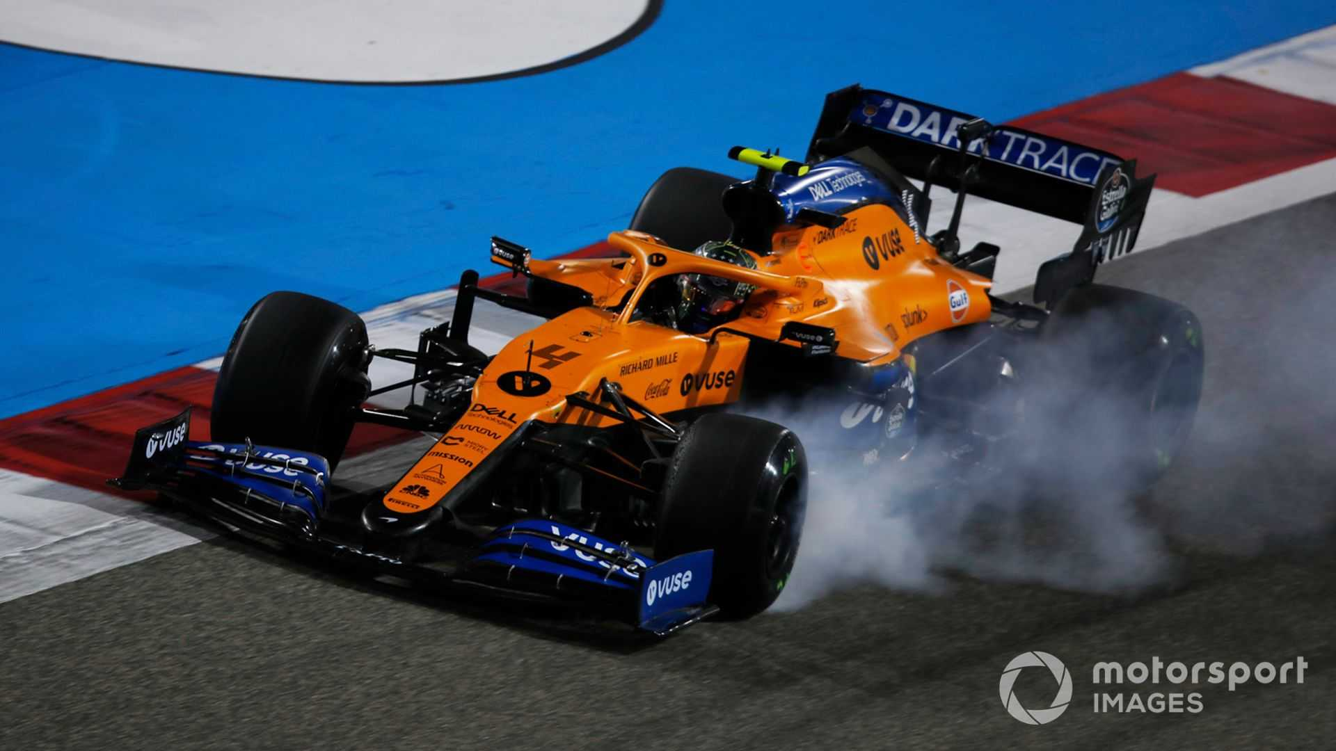 McLaren targeting improvement in two key areas in F1 2021