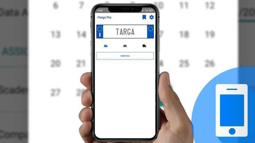 Assicurazione, bollo e revisione auto: come verificarli con iTarga Pro