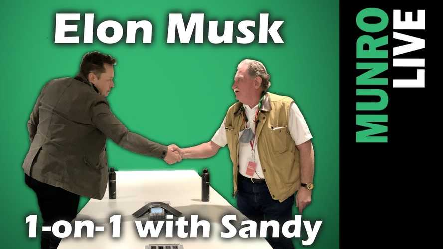 Elon Musk Tells Sandy Munro About Some Of Tesla's Production Flaws