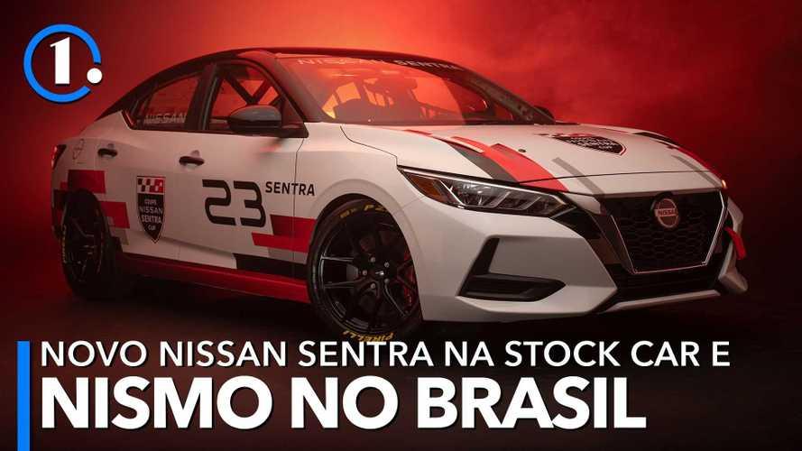 Novo Sentra na Stock Car pode trazer divisão esportiva NISMO ao Brasil em 2022