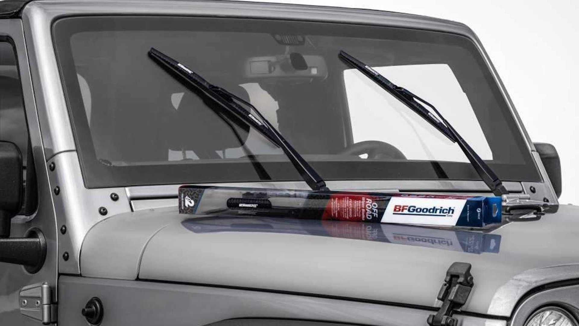 BFGoodrich Develops Wipers For Off-Road, But Are They Really Necessary?