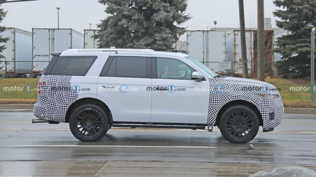 Ford Expedition Hybrid