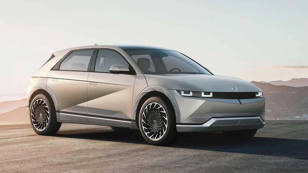 Hyundai IONIQ 5, un nuevo SUV eléctrico coreano