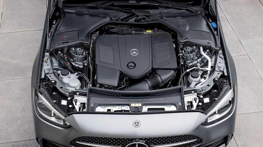 Nuova Mercedes Classe C, i segreti dei motori elettrificati