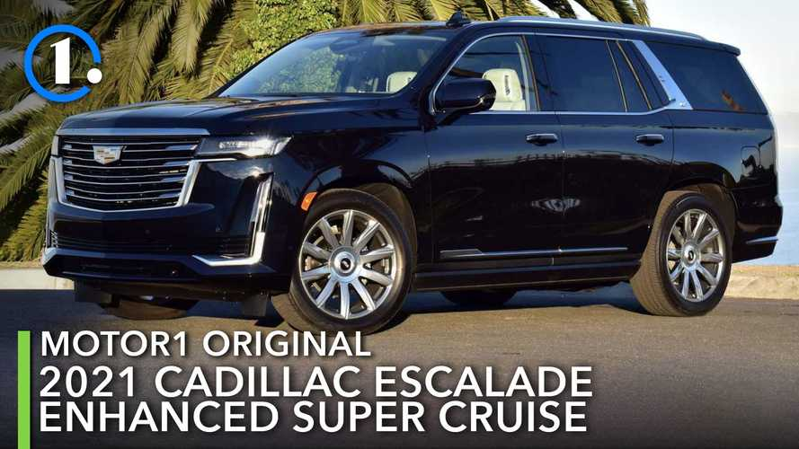 2021 Cadillac Escalade Platinum Tech Review: Super Cruise Superhero