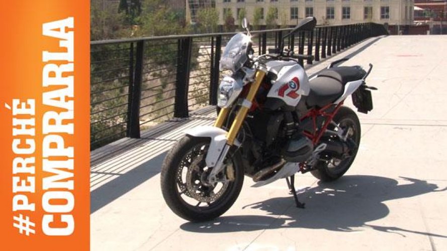BMW R 1200 R (2015): perché comprarla... e perché no [VIDEO]