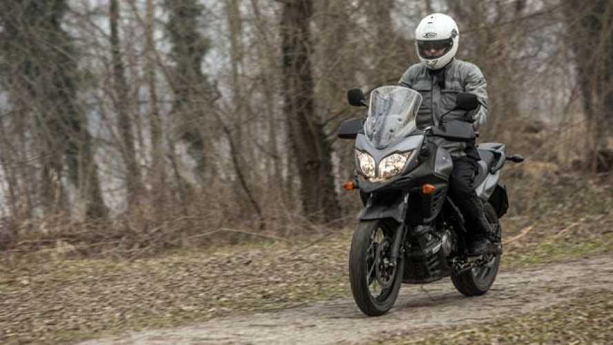 Suzuki V-Strom 650XT ABS 2015 - TEST