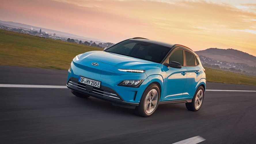 Hyundai Discontinues Kona Electric In Korea As Recalls Continue