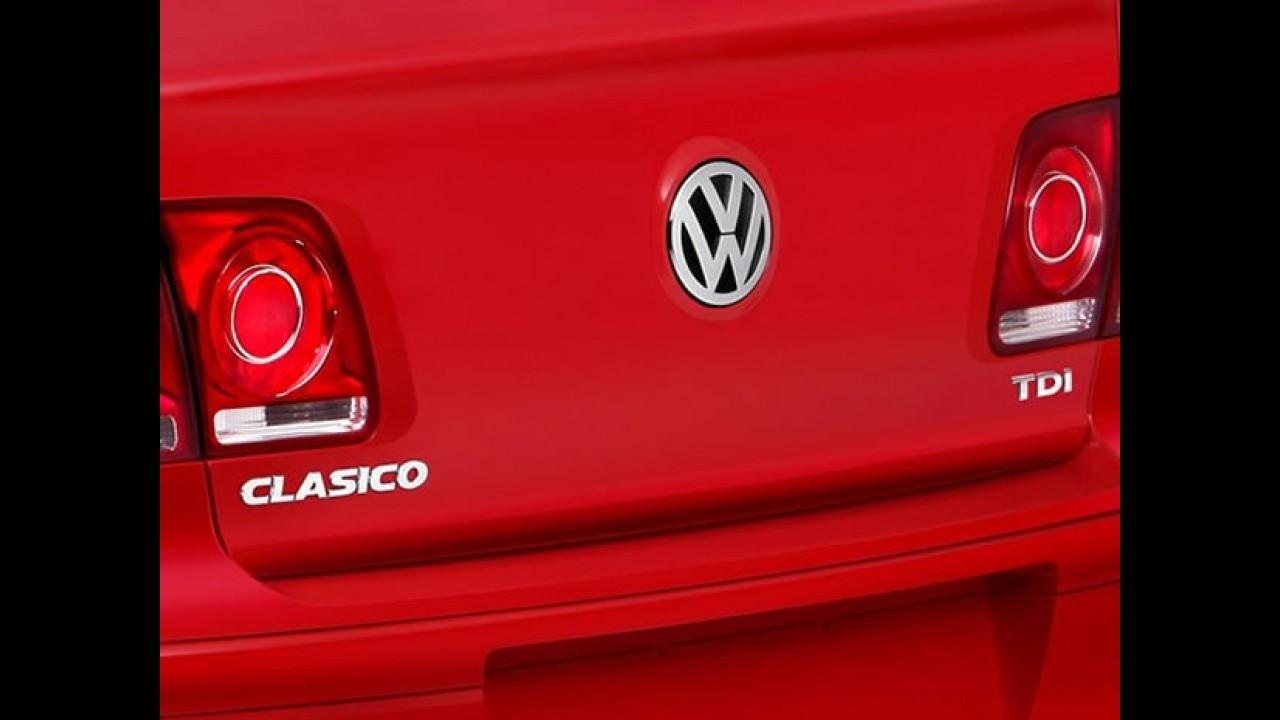 Volkswagen Clasico: Este é o novo nome do velho Bora no México