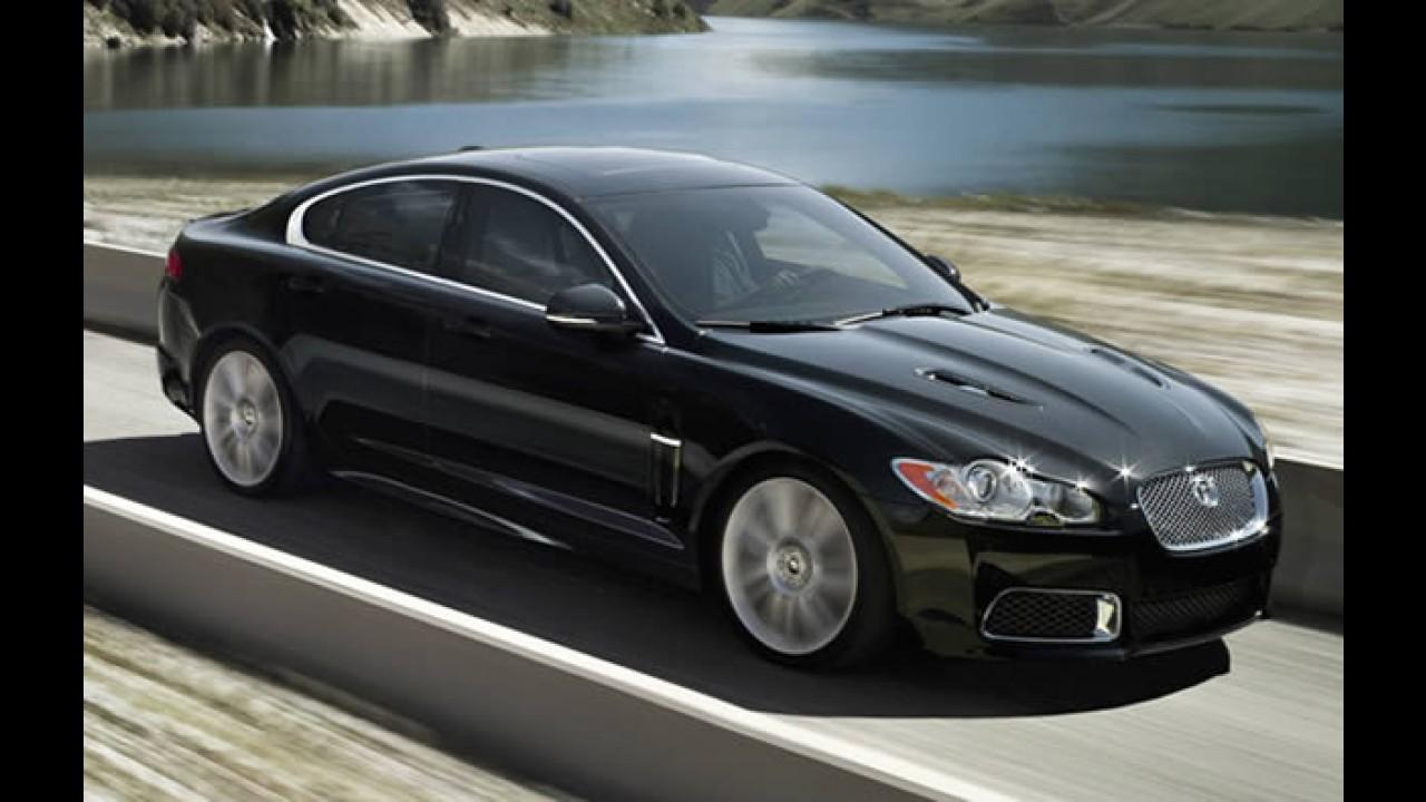 Jaguar anuncia Recall do XFR e XKR no Brasil