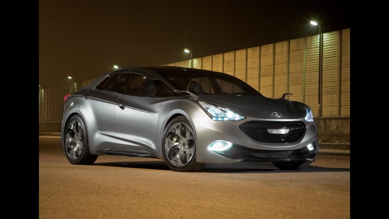 Hyundai planeja carro elétrico até 2015