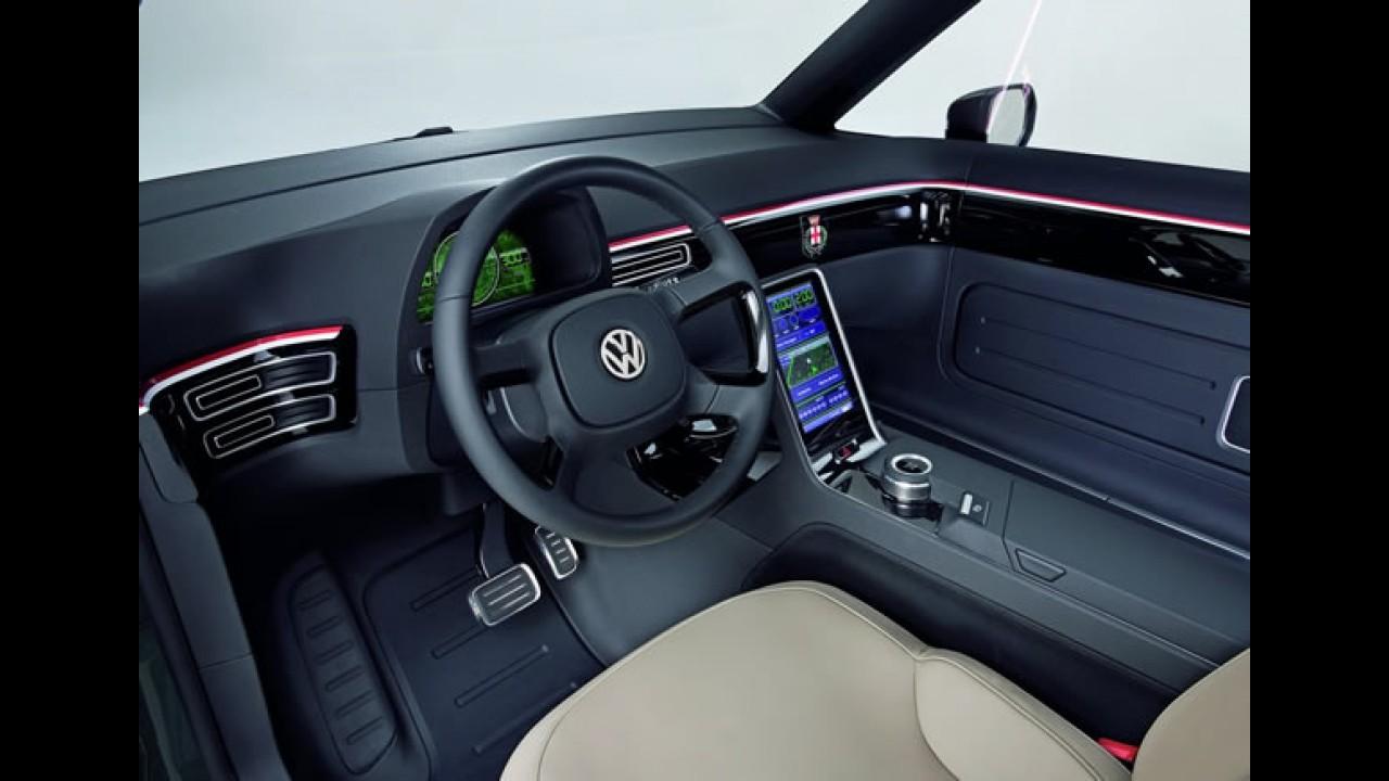 Volkswagen apresenta Taxi Milano Concept em Hannover