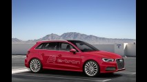 Audi apresentará híbrido A3 e-tron no Salão de Genebra e promete consumo médio de 66,7 km/l