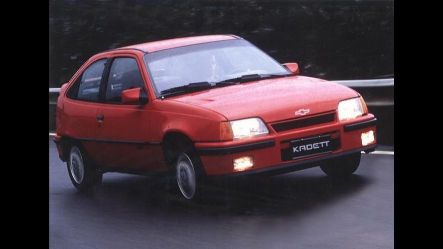 """Carros para sempre: Chevrolet Kadett - """"O carro da próxima década"""""""