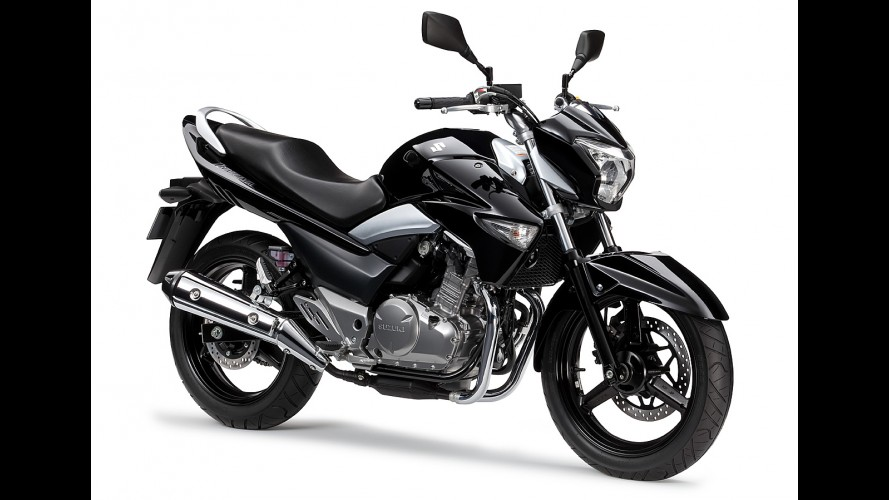Salão Duas Rodas: Suzuki confirma lançamento da Inazuma 250