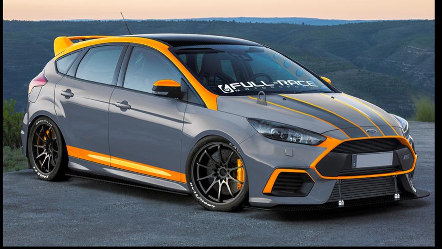 Ford'un hot hatch'leri SEMA'ya hazırlanıyor