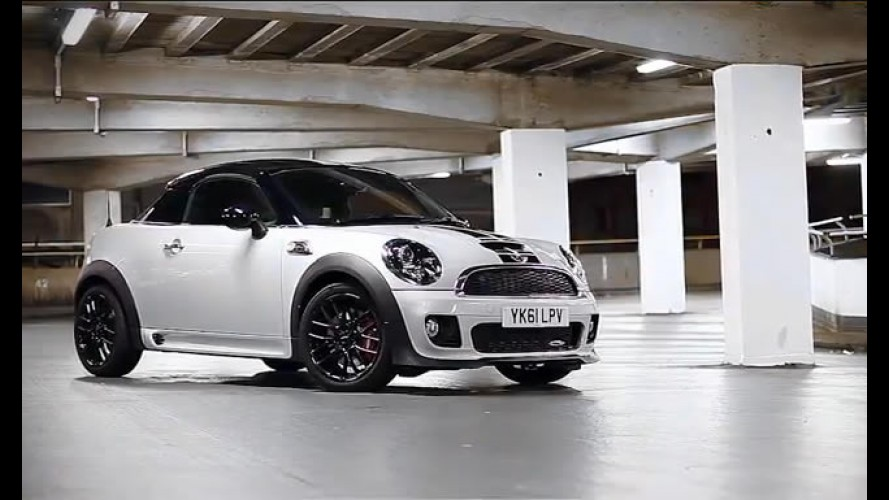 VÍDEO: MINI John Cooper Works Coupé 2012