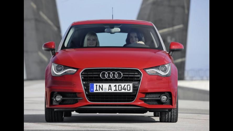 Audi registra crescimento de quase 30% nas vendas globais em novembro
