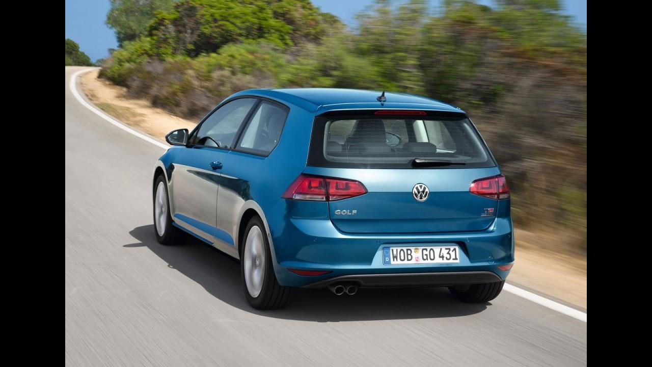 Galeria de Fotos: Novo Volkswagen Golf 7