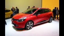 Salão de Paris: Novo Renault Clio Estate ao vivo