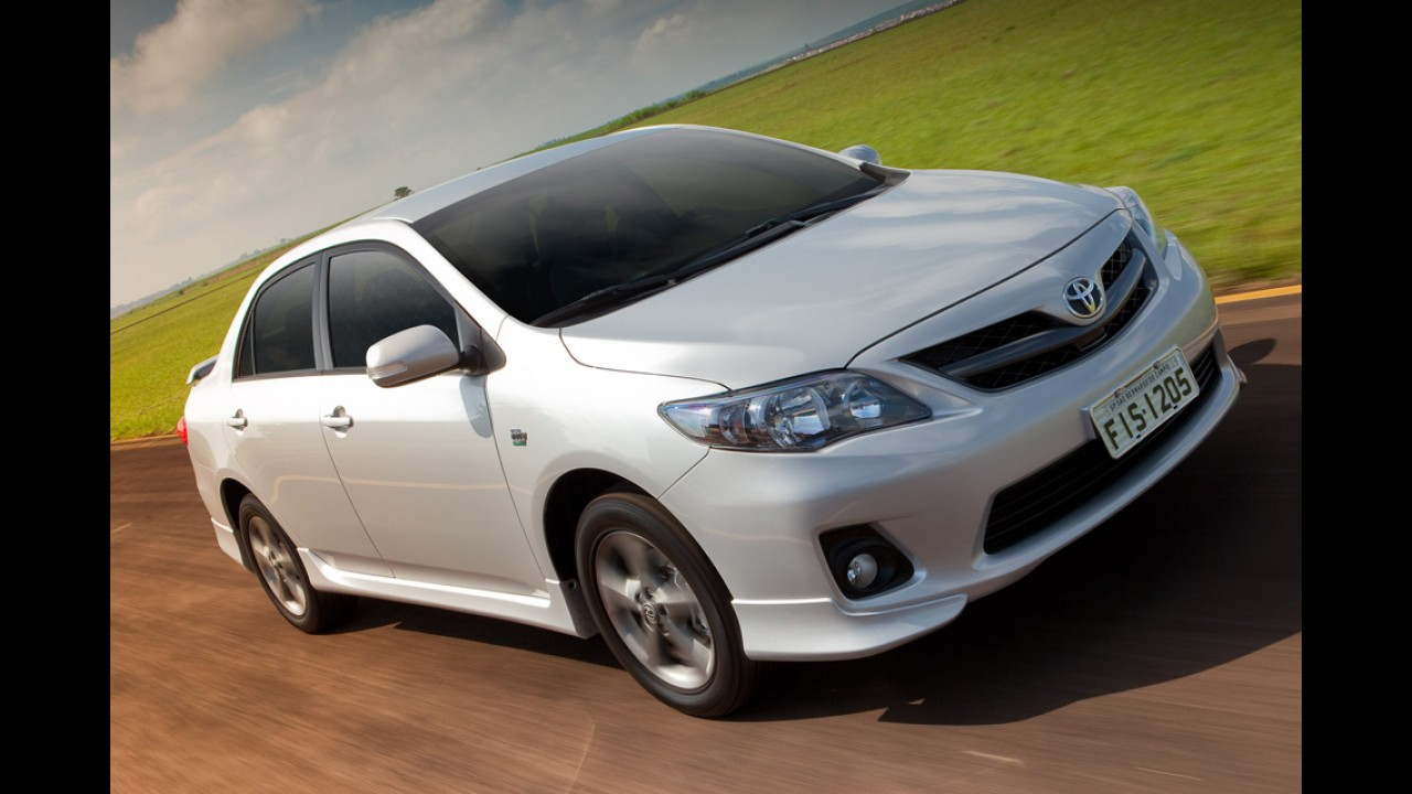 Toyota atinge 6,6 milhões de veículos vendidos em 2012