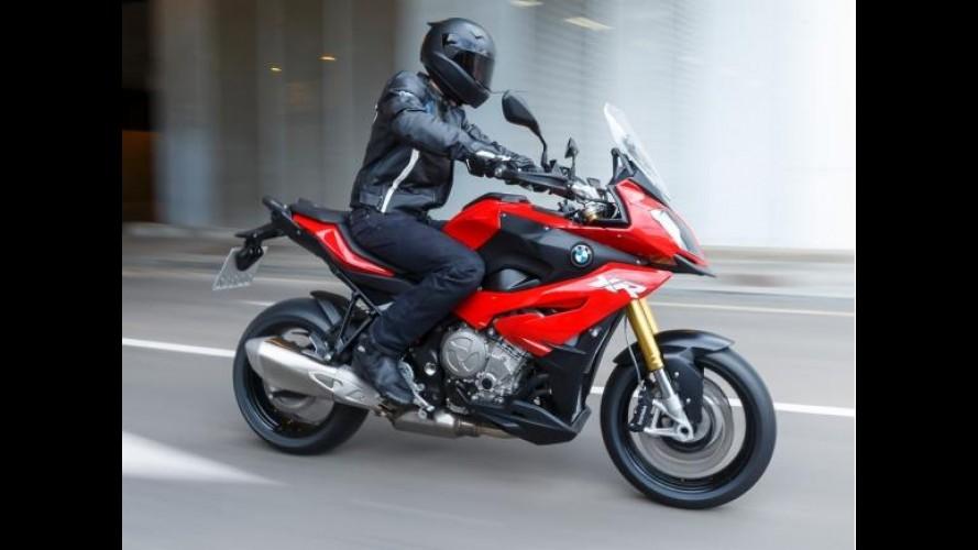 Nova S1000 XR será atração da BMW no Salão Duas Rodas