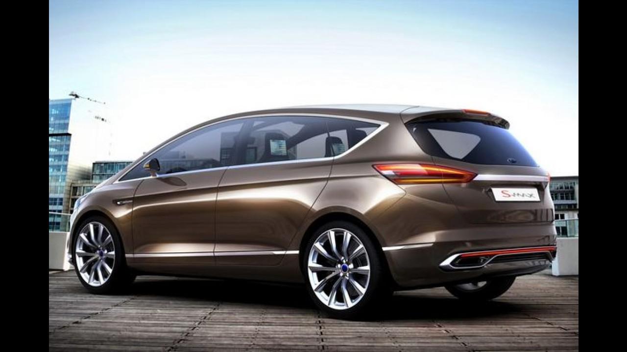 Ford pretende fazer 25 lançamentos na Europa dentro de cinco anos