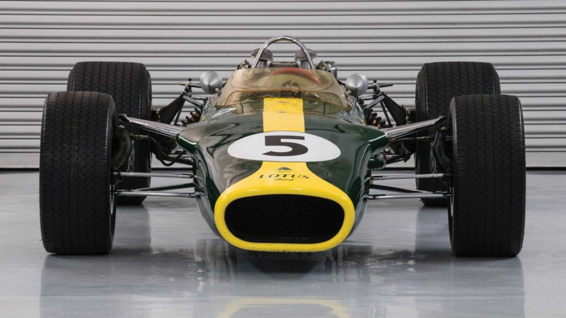 "[""FL Car Museum Displays GP-Winning 1967 Lotus Type 49 F1 Racer""]"
