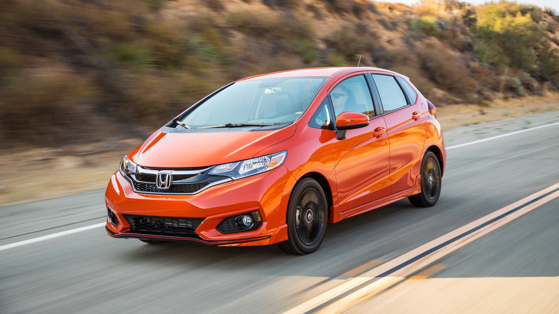 U.S. Stuck With The Old Honda Fit For 2020MY