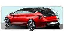 Hyundai i20, i teaser della terza generazione