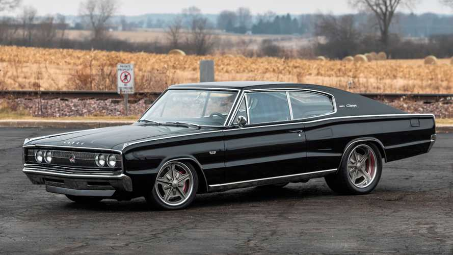 Get Your Hands On This Restored 1967 Dodge Charger Restomod