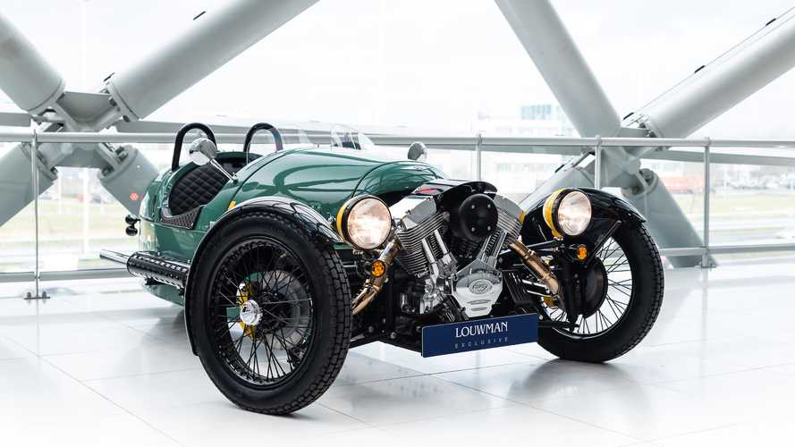 Morgan Plus SixAnniversary Edition