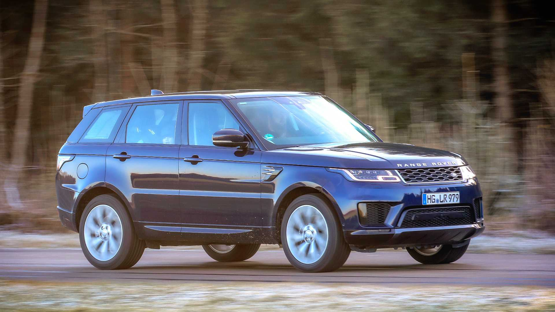 2020 Range Rover Sport New Model and Performance