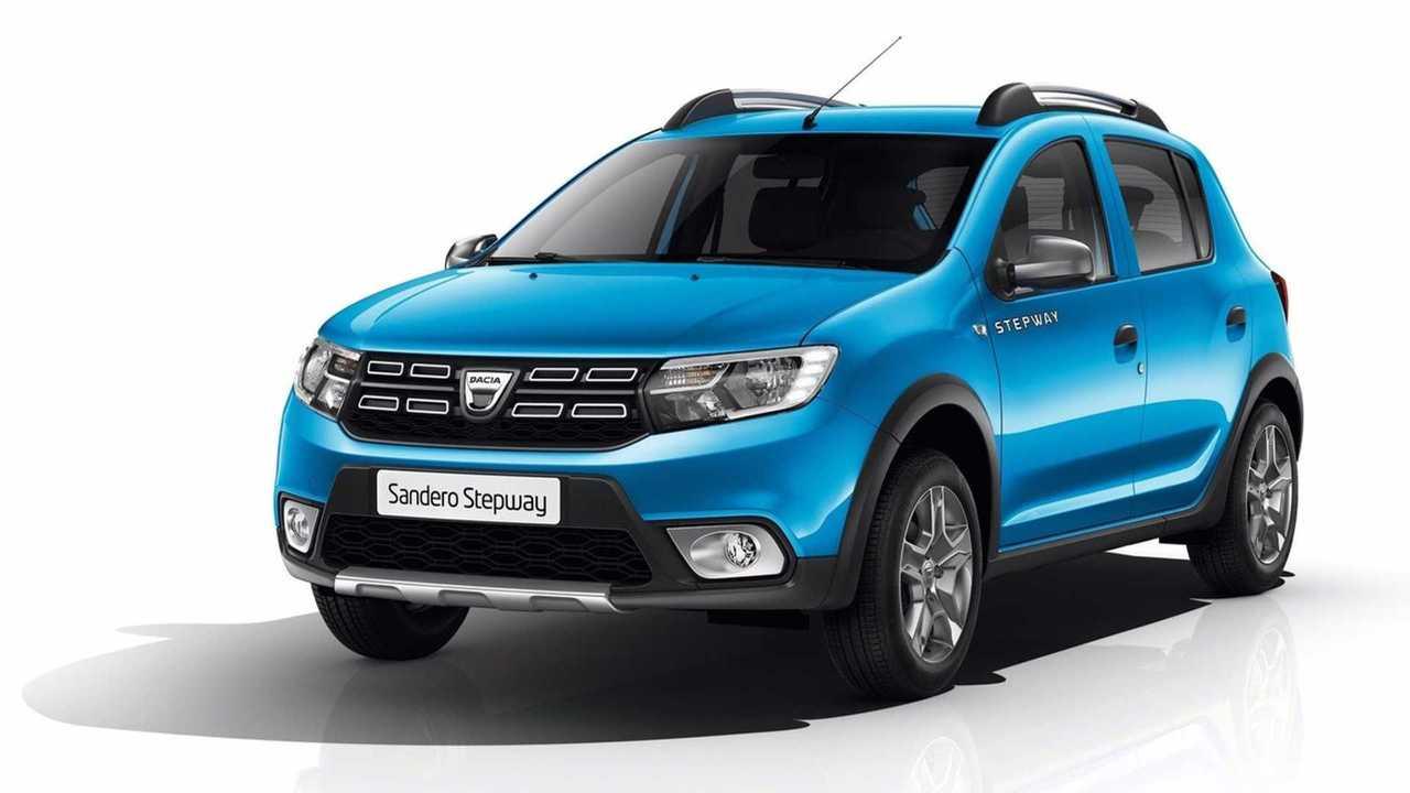 4- Dacia Sandero