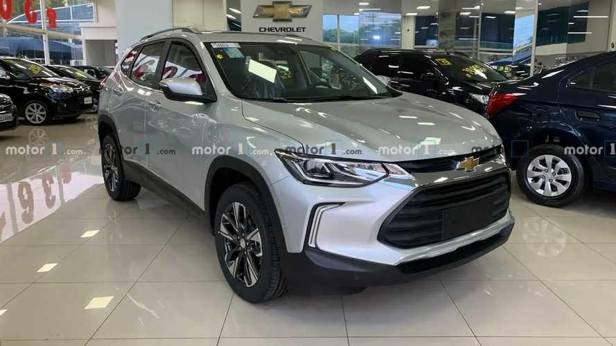 Chevrolet Tracker Premier  2021 na concessionária