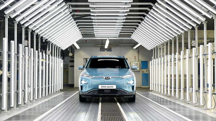 Hyundai Kona Electric 8% Range Boost Is Not Battery Related