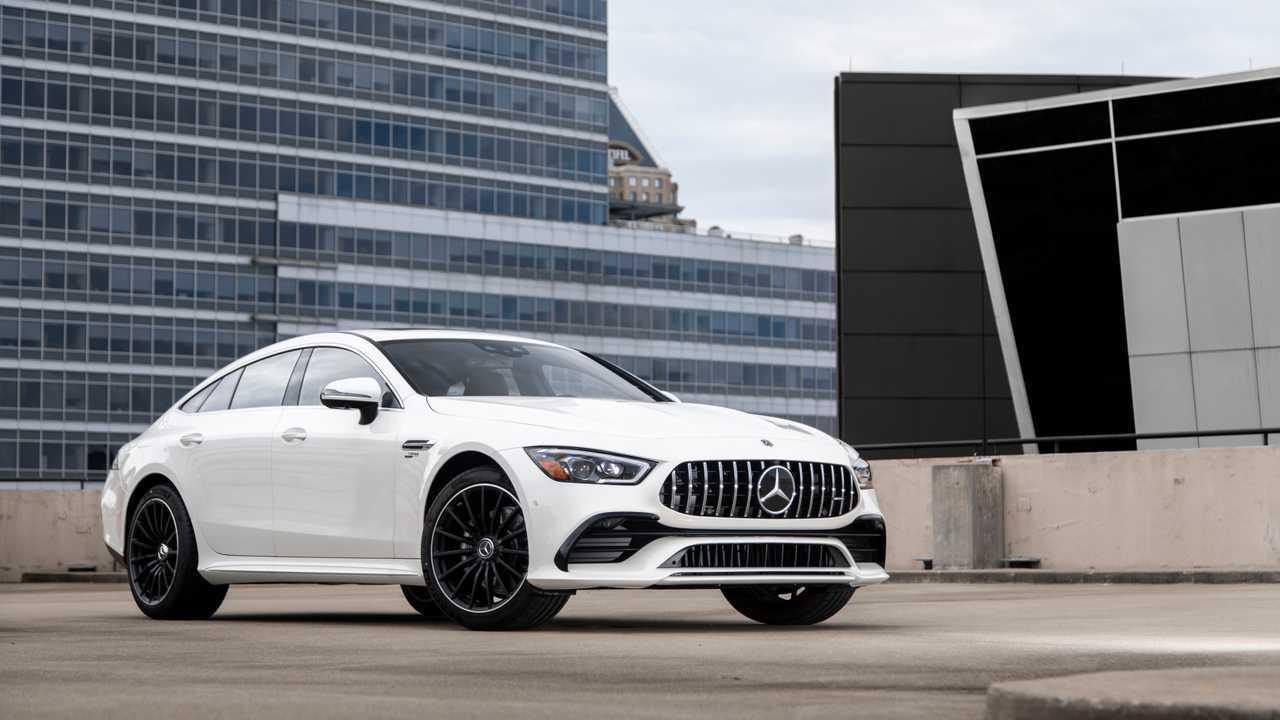 5. 2019 Mercedes-AMG GT53 4-Door: 7.1/10