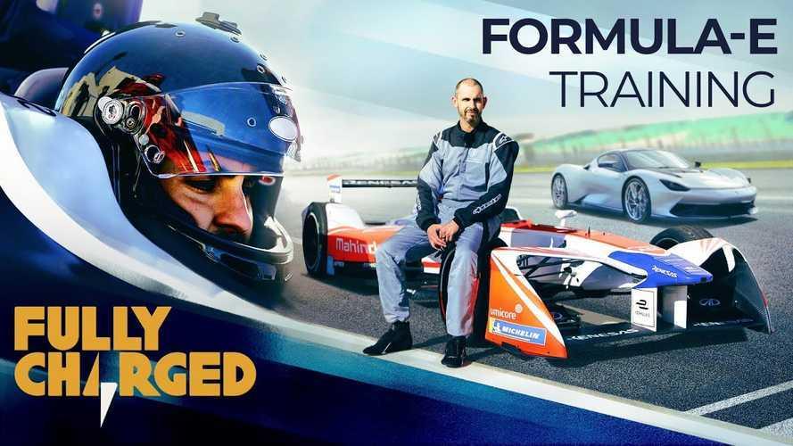 Fully Charged Visits Automobili Pininfarina & Mahindra Racing