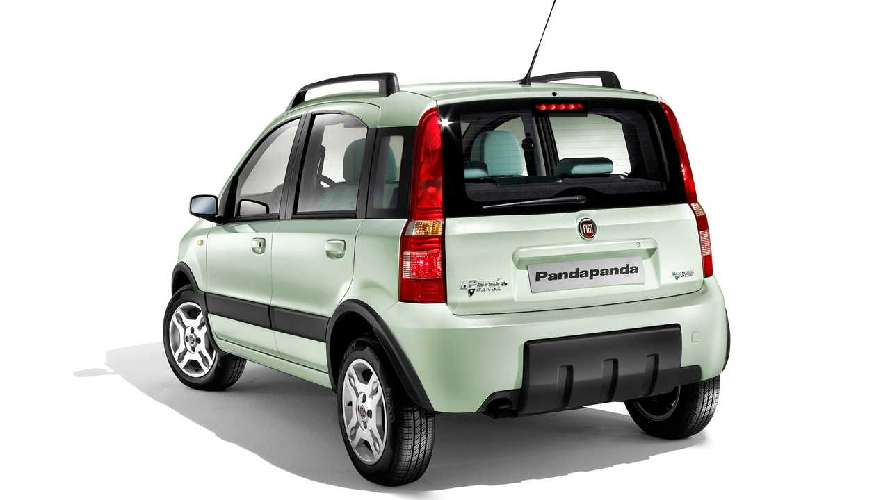 Fiat Panda Panda Natural Power (2006)