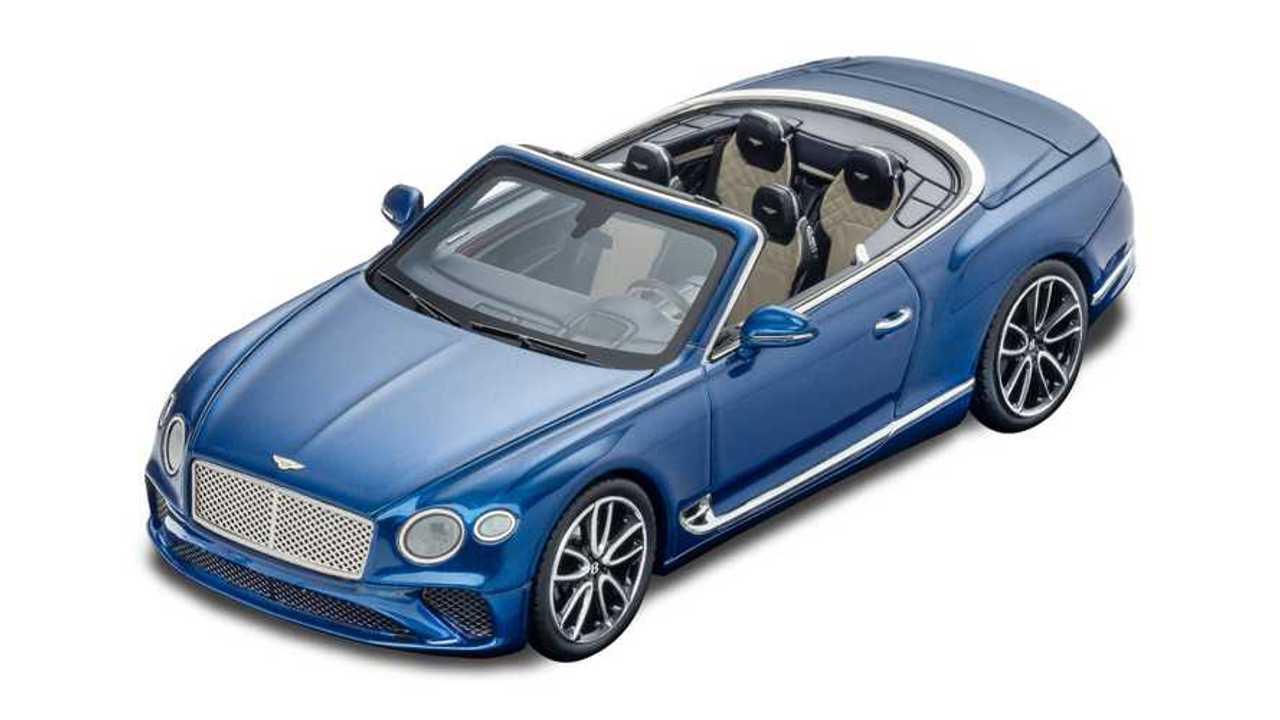 Bentley scale models