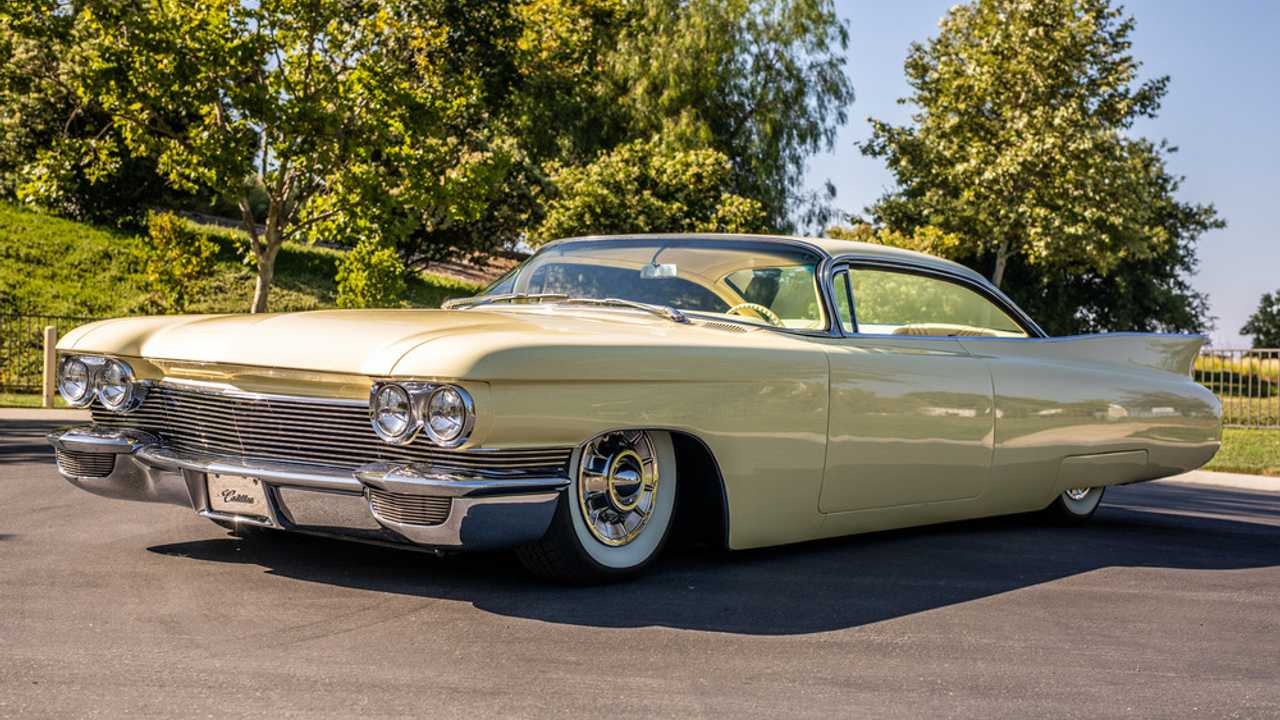 Trio Of Travis Barker Custom Classic Cars Being Sold At Barrett-Jackson