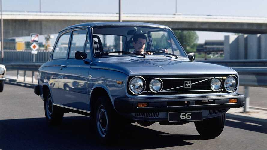 Volvo 66, el utilitario nórdico llegado... de Holanda