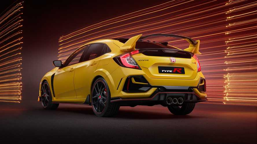 Honda Civic Type R Limited Edition 2020