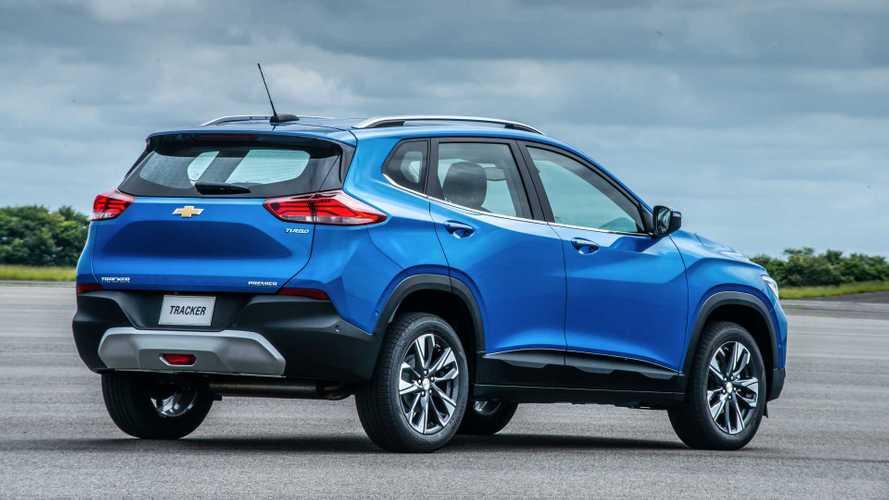 Sucesso na quarentena: Novo Chevrolet Tracker esgotou estoque em maio